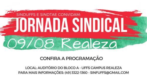 Jornada Sindical Realeza 02