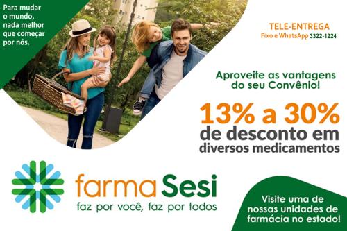 FarmaSESI Site