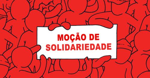 Moção de Solidariedade